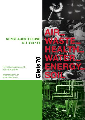 GLEIS70 Event Brochure: AIR_WASTE_HEALTH_WATER_ENERGY_SOIL